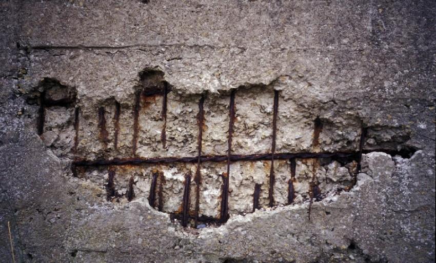 Корозія бетону картинка бетонной смеси